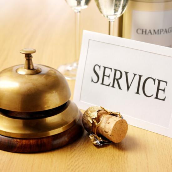 Italian Luxury Wedding Guest Care